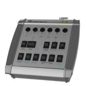 Tester brzdových funkcií HDV TBH01-UIC