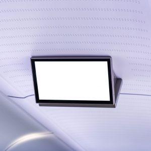 Riadiace / zobrazovacie monitory LCD